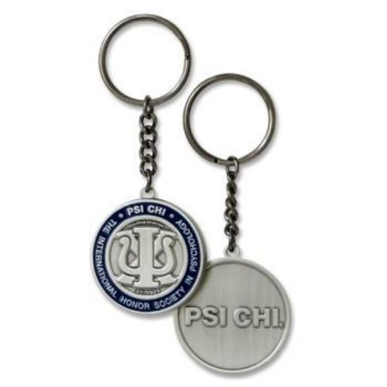 Psi Chi Key Chain