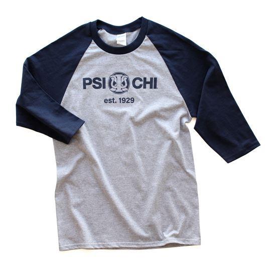 Picture of Psi Chi Est. Raglan