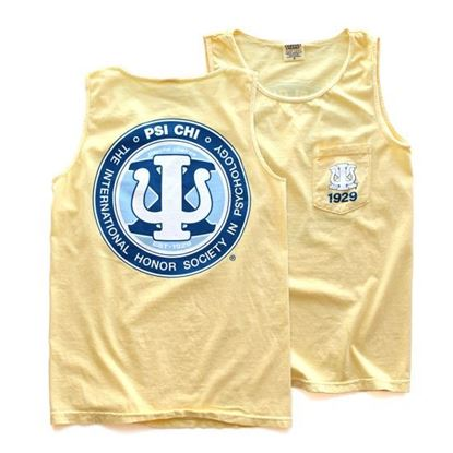 Picture of Psi Chi Tank Top