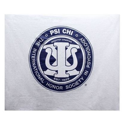 Picture of Psi Chi Throw Blanket