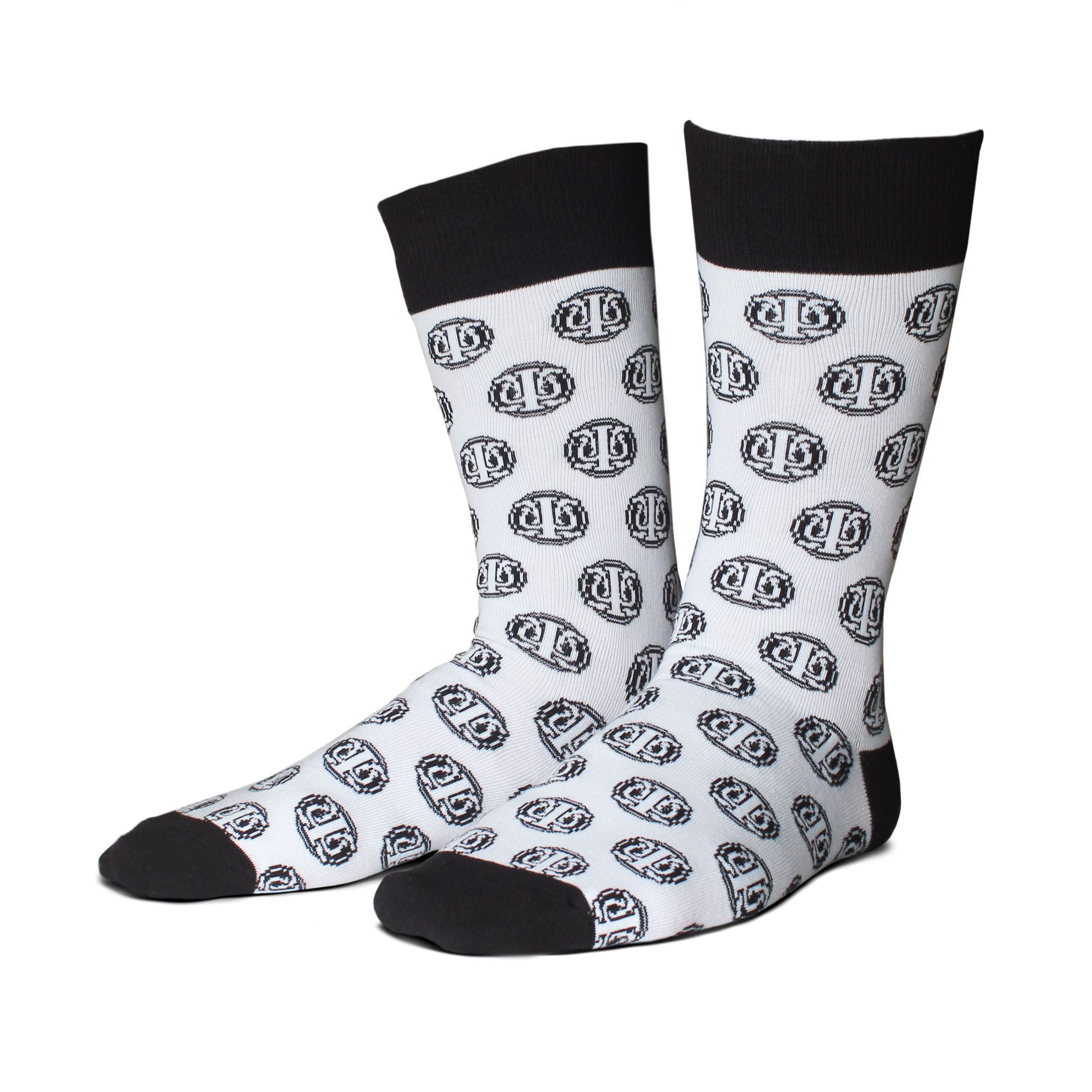 Picture of Psi Chi Seal Socks