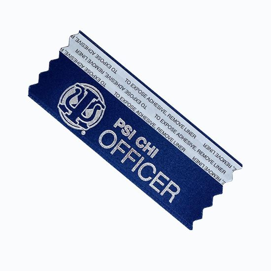Picture of Badge Ribbon-Officer